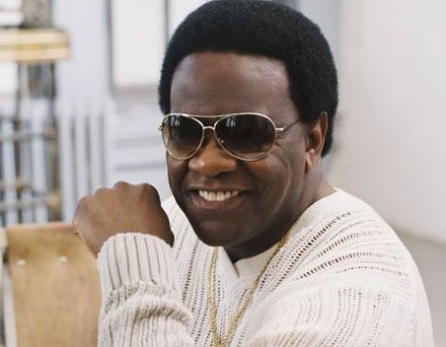AL GREEN STILL GOING STRONG