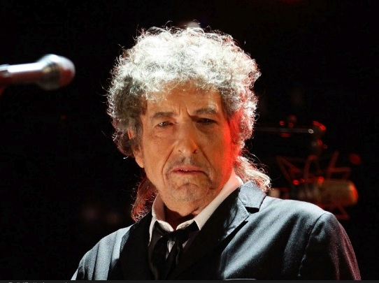 BOB DYLAN AWARDED NOBLE PRIZE TODAY