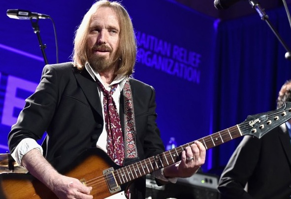 Tom Petty dies at 66 last night (Monday)